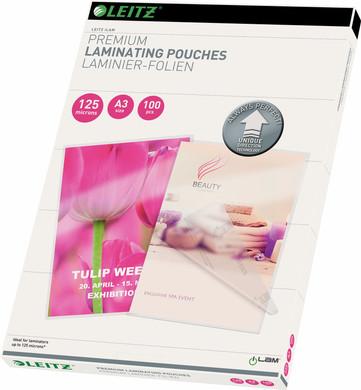 Leitz UDT iLAM Lamineerhoezen 125 micron A3 (100 stuks)