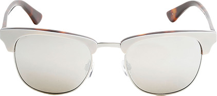 Guess GU7414 24C White Havana / Grey Gradient Mirror
