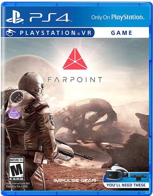 Farpoint VR PS4