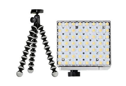 Vlogkit met gorillapod en verlichting - Coolblue - alles voor een ...