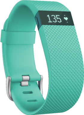 Fitbit Charge HR Teal - L