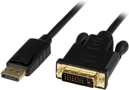 StarTech DisplayPort naar DVI kabel 1,8 meter