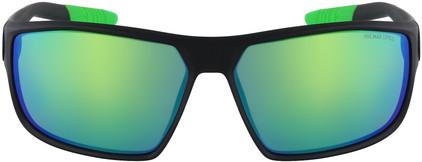 Nike Ignition R Matte Black Green/ML Green Flash Lens