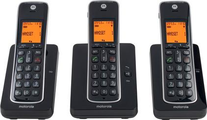 Motorola CD203 Trio