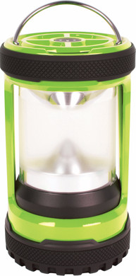 Coleman Battery lock Push+ 200 Lumen Green