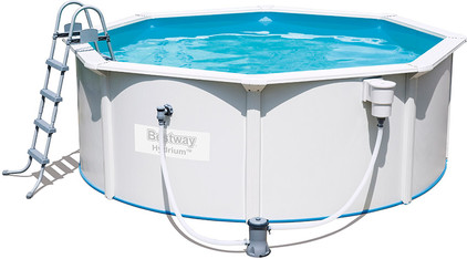 Bestway Hydrium Pool Set 360 x 120 cm met Filterpomp