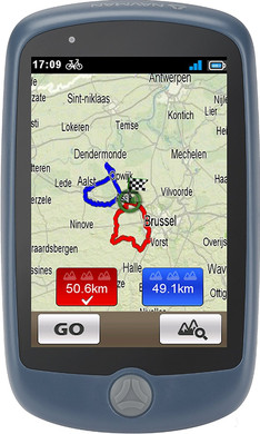 Navman Bike 1000 GPS West-Europa