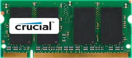 Crucial 2 GB SODIMM DDR2-800