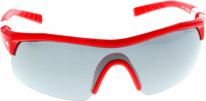 Nike Show X1 Red White/Silver Flash Lens/Outdoor Tint Lens