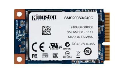 Kingston SSDNow mS200 240 GB mSATA