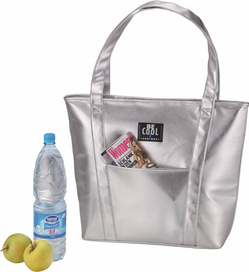 BE Cool T-141 Shopper Silver L