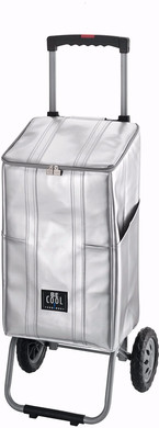 BE Cool T-143 Trolley Silver
