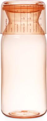 Brabantia Voorraadbus met maatbeker 1,3 liter Pink