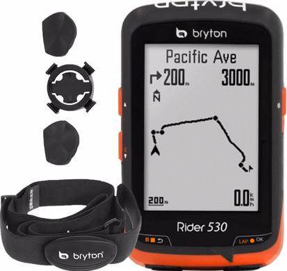 Bryton Rider 530 T Bundel
