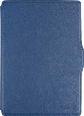 Gecko Covers Kobo Aura One Hoes Slimfit Waterproof Blauw