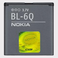 Nokia BL-6Q Battery + Thuislader