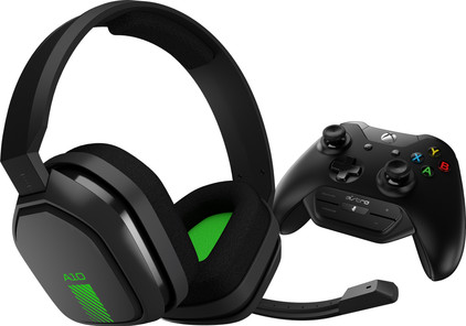 Astro A10 Gaming Headset + MixAmp M60 Xbox One