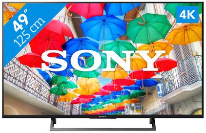 Sony KD-49XE8005