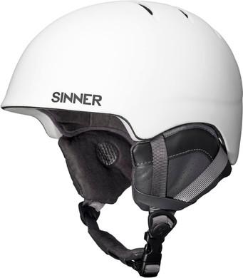 Sinner Lost Trail Matte White (53 - 54 cm)