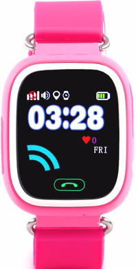 One2Track Connect Touch Roze