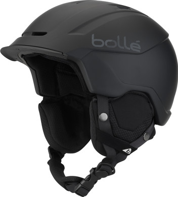 Bollé Instinct Soft Black (54 - 58 cm)