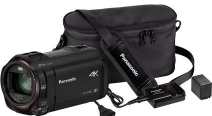 Panasonic HC-VXF980 + Tas + Accu + Acculader