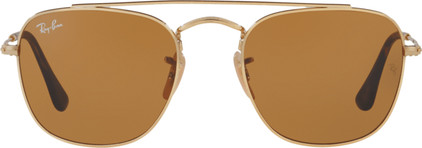 Ray-Ban RB3557 Gold / Brown Lens