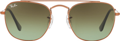 Ray-Ban RB3557 Bronze / Green Gradient Brown Lens