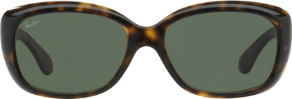 Ray-Ban Jackie Ohh RB4101 Light Havana / Crystal Green Lens