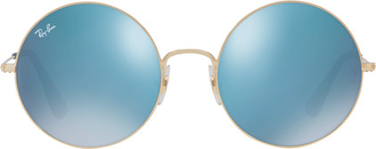 Ray-Ban The Ja-Jo RB3592 Gold / Light Blue External