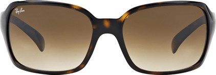 Ray-Ban RB4068 Light Havana / Crystal Brown Gradient Lens