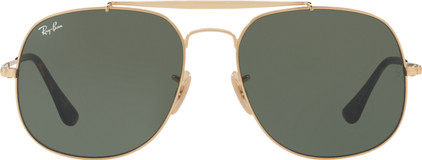 Ray-Ban The General RB3561 Gold / Green