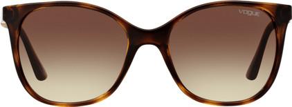 Vogue VO5032S Dark Havana / Brown Gradient