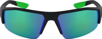 Nike Skylon Ace XV R Matte Black Green/ML Green Flash Lens