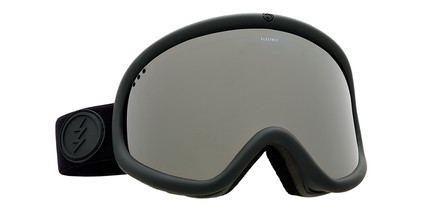 Electric Charger XL Matte Black + Brose Silver Chrome Lens