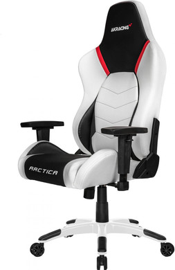 AK Racing Arctica Premium Gaming Chair Wit