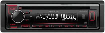 Kenwood KDC-120U Rood