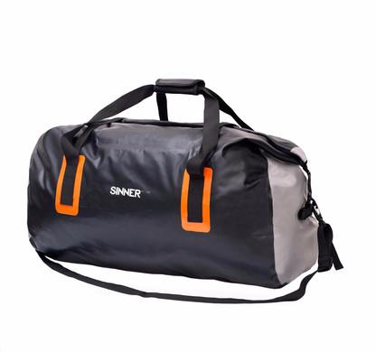 Sinner Mount Duffle Bag Black/Grey/Orange