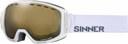 Sinner Mohawk White + Orange Sintec Trans+ Lens