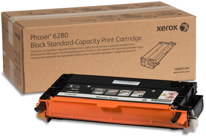 Xerox 6280 Toner Black (zwart) 106R01391