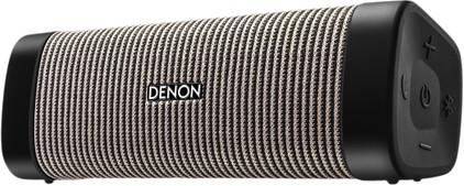 Denon Envaya Pocket Zwart/Grijs