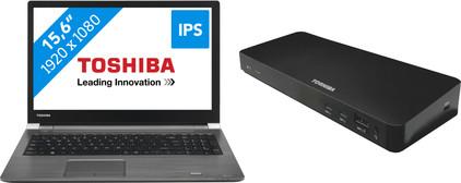 Toshiba Tecra A50-D i5-8gb-265ssd + Toshiba Thunderbolt Dock