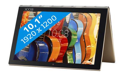 Lenovo Yoga Book YB1-X90F Goud