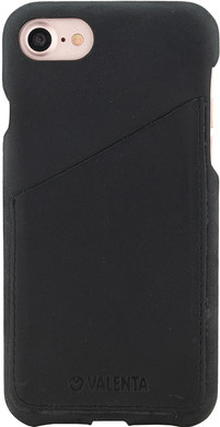 Valenta Backcover Classic Luxe Apple iPhone 7 Zwart