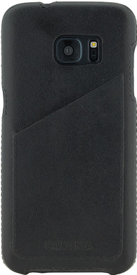 Valenta Backcover Classic Luxe Samsung Galaxy S7 Edge Zwart