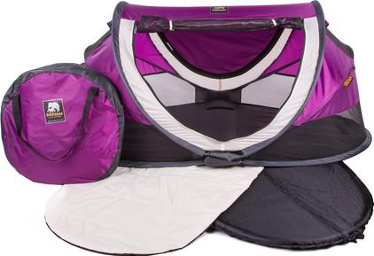 Deryan Travel Cot Peuter Luxe Purple