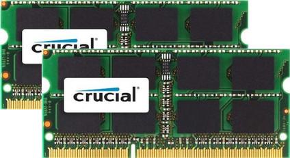 Crucial Apple 16GB SODIMM DDR3L-1600 2x 8GB
