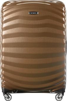 Samsonite Lite-Shock Spinner 81cm Sand