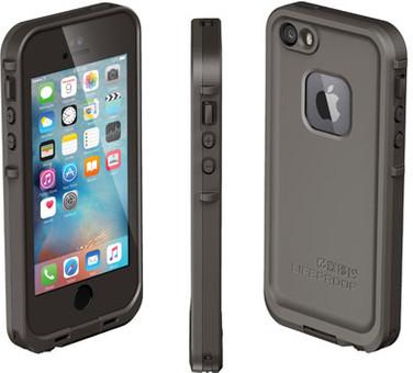 Lifeproof Fre Case Apple iPhone 5/5S/SE Gray