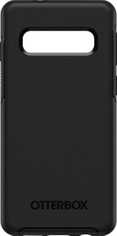 OtterBox Symmetry Samsung Galaxy S10 Back Cover Black